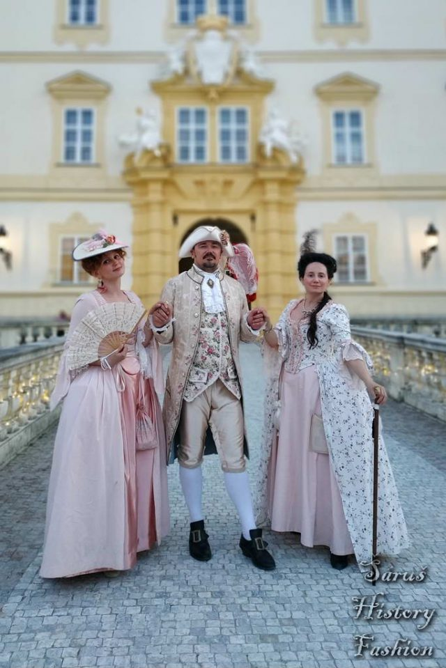 Zámek Valtice – Barokní slavnosti Feste Teatrale 2019