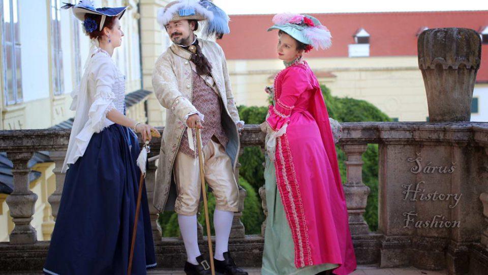 Procházka na zámku Valtice 2020