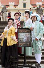Zámek Valtice – Barokní slavnosti Feste Teatrale 2020