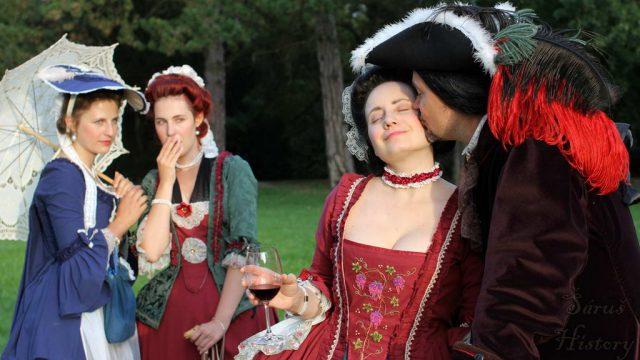 Vinobraní na zámku Valtice