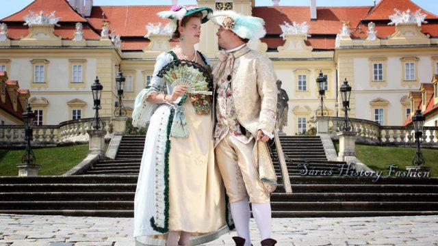 Focení na zámku Valtice 2020