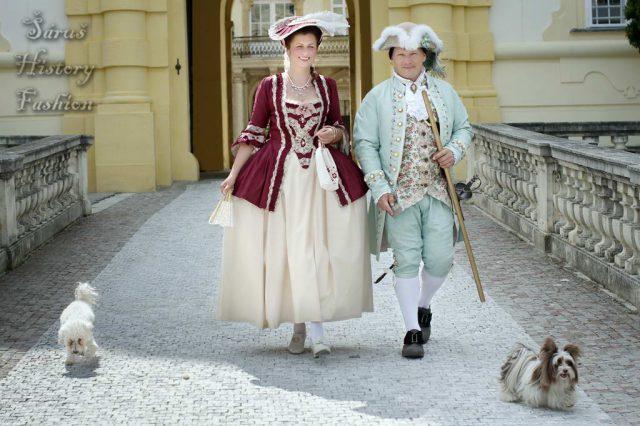 Focení na zámku Valtice