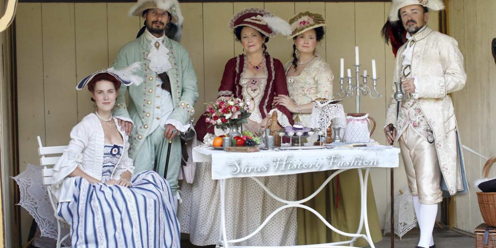 Piknik na zámku Lysice