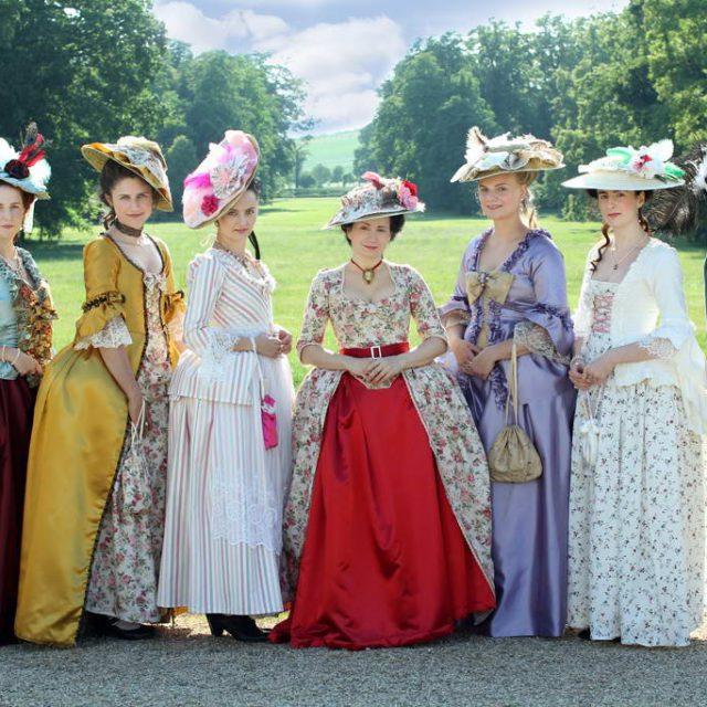 Půjčovna historických oděvů na zámku Valtice